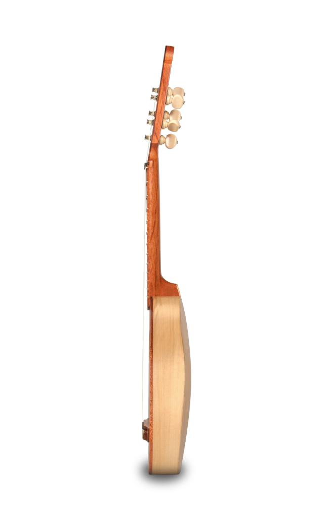 Timple Canario Artesanal modelo Romería. Abraham Luthier